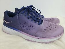 Hoka One One Cavu 2 ProFly Purple Sneakers Sz 11