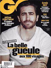 GQ magazine Jake Gyllenhaal Ukraine Raphael Personnaz Mens colognes Cars Gadgets