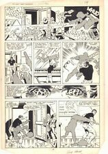 West Coast Avengers #2 p.10 - Wonder Man vs. the Blank - 1984 art by Bob Hall
