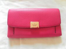 NEW AUTH KATE SPADE JAIMIE TERRACE PLACE SWEETHEART PINK WOMENS WALLET.WLRU2700