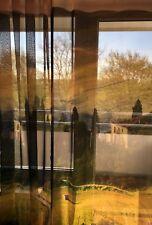 NEU 2 Wunderschöne  Übergardinen ´´ Toskana ´´ in Größe H 245 x B 120