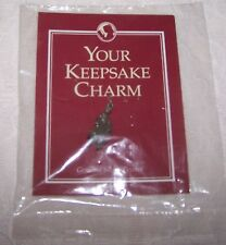 American Girl Clb Silver-Pewter Charm KIRSTEN Pleasant Company Doll Bracelt CCHJ