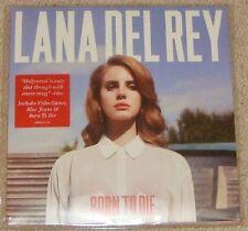 LIKE NEW Lana Del Rey BORN TO DIE Records GATEFOLD +3 Bonus Tracks VINYL 2 LP