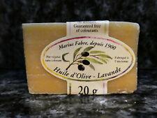 French Marius Fabre Mini Soap -20g- Olive Oil Lavender-Huile d' Olive - Lavande