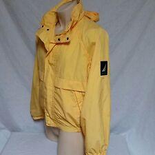 VTG Nautica Sailing Jacket Windbreaker 90s Ski Competition Challenge Coat Medium