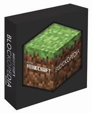 Minecraft: Blockopedia by Alex Wiltshire-NEW hardcover!