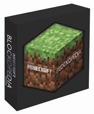 Minecraft: Blockopedia by Scholastic Editors and Alex Wiltshire (2015, Hardcove…