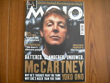 MOJO MAGAZINE - MAY 2003 - PAUL McCARTNEY, PHIL SPECTOR
