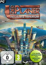 Der Planer: Industrie-Imperium (PC, 2014, DVD-Box)