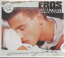 Eros Ramazotti Cuori Agitati CD NEU Limited Pur Edition Respiro Nel Blu Ora