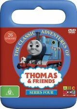 The Classic Adventures of Thomas the Tank Engine : Series Two (DVD, 2006)