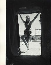Anna Maria Pier Angeli ,  1962 suite de 2 photographies originales -