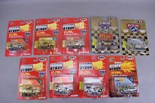 "Racing Champions Stock Rods 3.25"" Premier Die Cast Replica NASCAR Lot of 9"