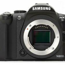 Samsung NX10 Prosumer Digital Camera 14.6MP SD/SDHC - Body Only (EV-NX10ZZBABUS)