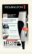 Hair Clippers Remington A Cut Above Haircut Trimmer Kit 22 Pc New FAST SHIPPING!