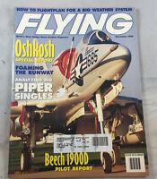 Oshkosh Piper Beech1900D Nov 1996  Flying Magazine Airplane Aviation
