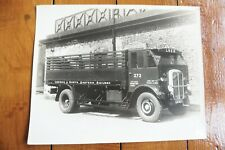 More details for 1932 lner railway 6 ton lorry truck vehicle photo photograph