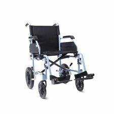Carrozzina Da Transito Leggera 13 Kg Helios Smart Go! Sedia a rotelle disabili
