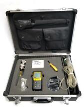 HONEYWELL GASALERTMAX XTII MULTI GAS DETECTOR SET WITH ACCESSORIES (FOR PARTS)