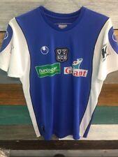Sc Bastia Football Jersey France Soccer Uhlsport Vintage Rare Size Xl