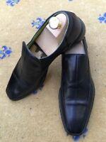 Oliver Sweeney Mens Shoes Black Leather Loafers UK 8 9 US 9 10 EU 42 43