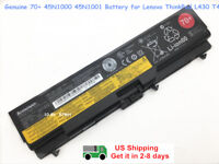 Genuine Battery for Lenovo ThinkPad 70+ T430 T410 T420 T530 W530 L430 0A36303