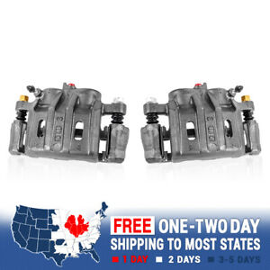 Front OE Brake Calipers Pair For 2004 2005 2006 2007 2008 Chrysler Pacifica