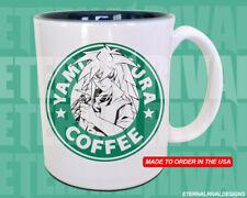 Yami Bakura Ryou YuGiOh Starbucks Anime Manga Japanese Insipred Geek Nerd Mug