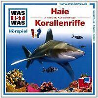 Folge 03: Haie/ Korallenriffe von Was Ist Was   CD   Zustand gut