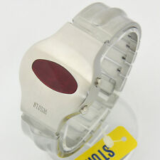 "SALE until 7/22! STORM VINTAGE DIGITAL LED WATCH  ""DIGICOM"""