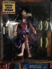 "Puppet Master ""Leech Woman"" Figure Purple"