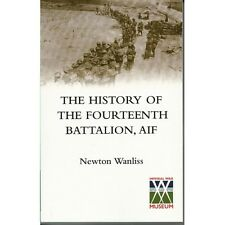 14th HISTORY OF FOURTEENTH BATTALION AIF  Wanliss Jacka Mob Book