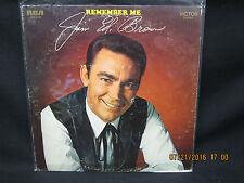 Jim Ed Brown Remember Me - RCA Victor 1969