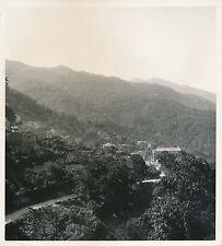 CORSE c. 1940 - Panorama Village de Montagne Église - C93