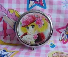 Candy Candy Yumiko Igarashi Japan Anime Round Mirror New King Enterprises