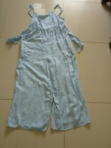 Piping Hot crop wide leg jumpsuit size 18 in great condition