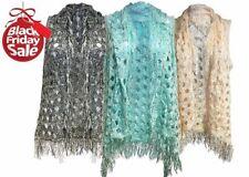 Unbranded Waist Length Collared Women's Waistcoats