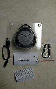 Monster SuperStar HotShot Portable Wireless  Bluetooth Speaker (Black) With NFC