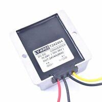 Truck Trailer 24V 4A Voltage Stabilizer Surge Protector Power Supply Regulator