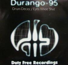 "Drum Decay(12""Vinyl)Eyes Wide Shut-Duty Free-DF014-UK-VG/VG"