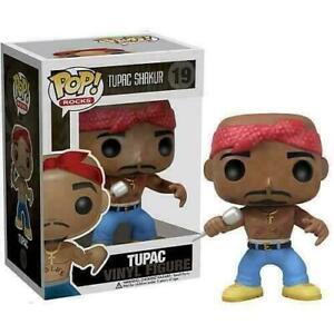 Funko pop! Rocks: Vinyl TUPAC SHAKUR pop rapper LIMITED EDITION