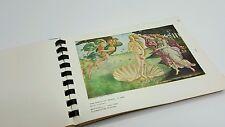 Shepherd College ART 102-103 THE UNIVERSITY PRINTS 84 Fine Art Reproductions