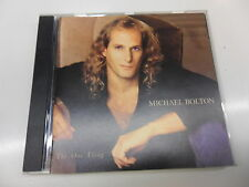 Cd   Michael Bolton  ‎– The One Thing