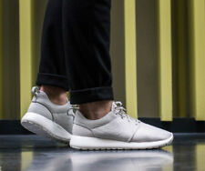 Nike Roshe One Premium Running Trainers Gym Casual-UK 12 (EUR 47.5) Light Bone