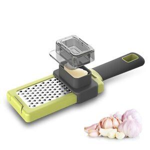 Ginger Grinding Grater  Cutting Garlic Grinder  Kitchen Chopper Planer Slicer