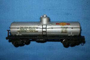 Lionel OO Gauge #0015 Sunoco Tank Car