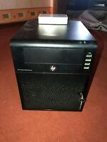 """HP Micro Server N40L - 4GB RAM - TP-Link FS1005D - RAC - Komplett - 4x 3,5"""""""