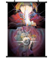"Hot Japan Anime Fullmetal Alchemist Home Decor Poster Wall Scroll 8""x12"" Fl947"