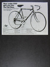 1975 Fuji Junior 10-Speed Bike Bicycle vintage print Ad