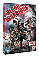Sangue di Warriors DVD Nuovo DVD (MTD5581)